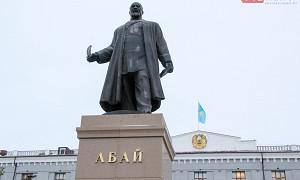 Павлодарда Абай Құнанбайұлының ескерткіші ашылды