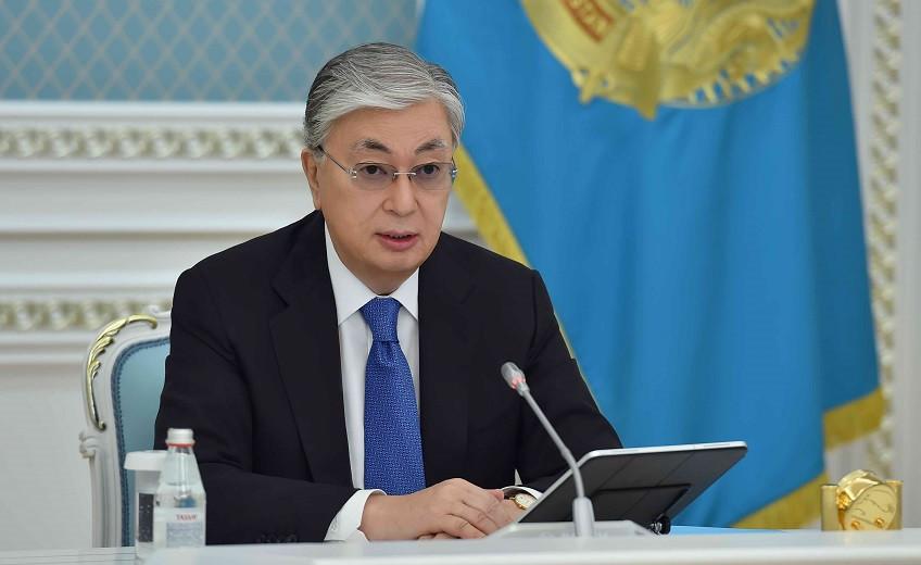 Касым-Жомарт Токаев подписал поправки в Бюджетный кодекс РК