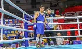 Казахстанский боксер признан лучшим иностранным боксером 2020 года