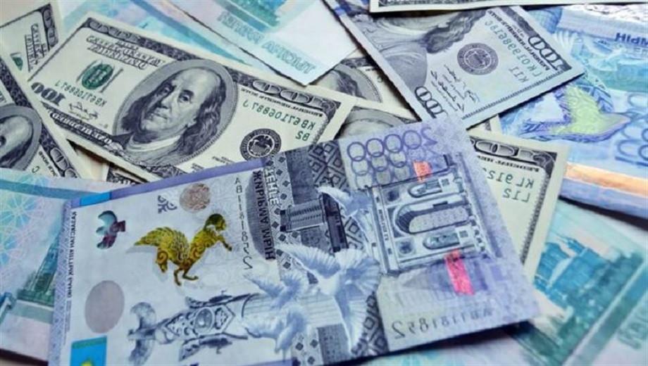 7 қаңтардағы валюта бағамы