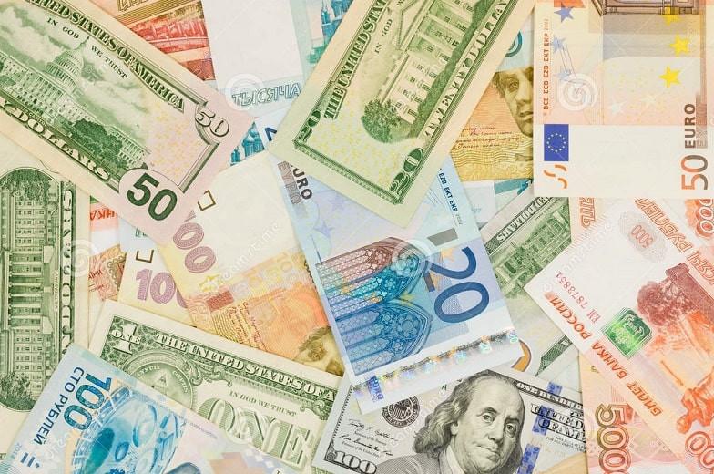 Курс валют на 8 января