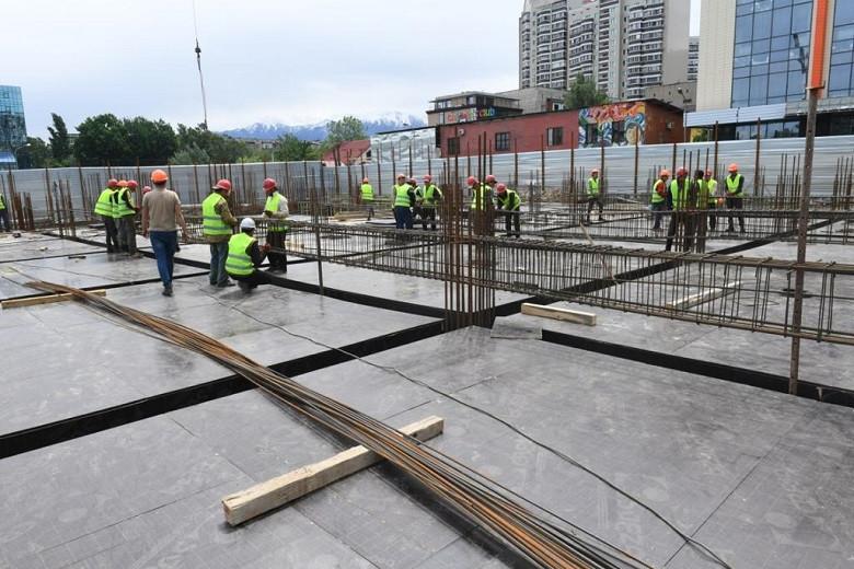 В Алматы усилят требования к качеству строительных работ