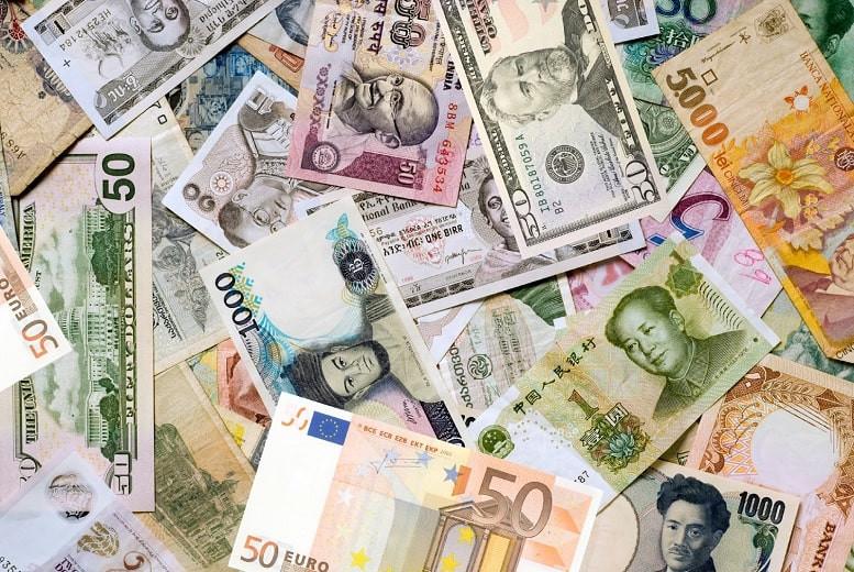 Курс валют на 9 января