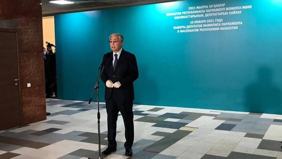 Касым-Жомарт Токаев: Правительство должно уйти в отставку