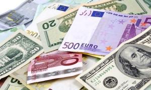Курс валют на 13 января