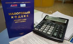 Ревизию Налогового кодекса проведут в Казахстане