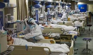 COVID-19 в мире: новый рекорд смертности в Германии, во Франции ужесточают комендантский час