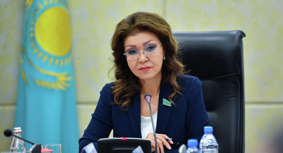 Дарига Назарбаева вошла в Комитет по экономическим реформам и региональному развитию Мажилиса
