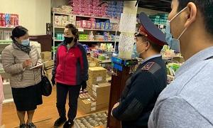 Ержан Бабакумаров дал ряд конкретных поручений по организации работы мониторинговых групп в связи с ростом заражения в Алматы