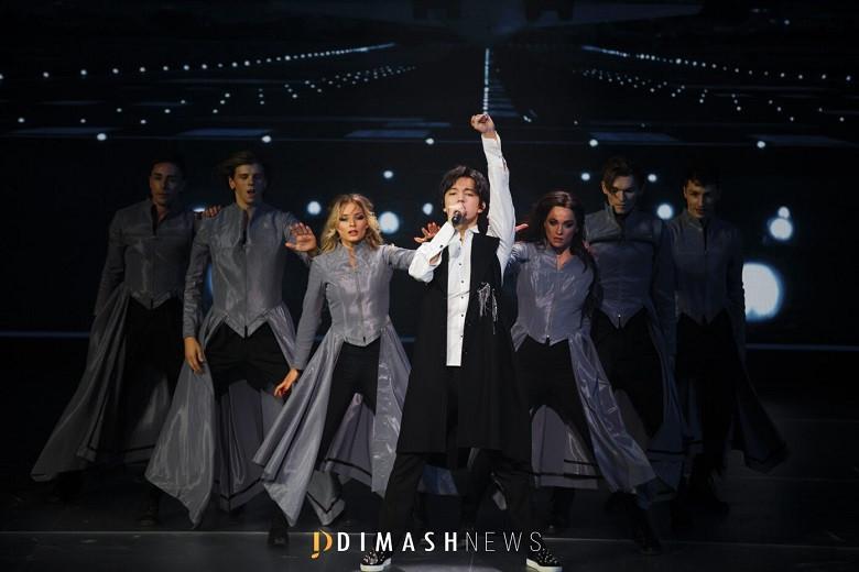 Онлайн-концерт Димаша Кудайбергена посмотрели зрители из 100 стран