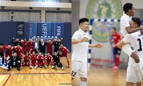 Казахстанские клубы пробились в 1/8 финала Лиги чемпионов УЕФА