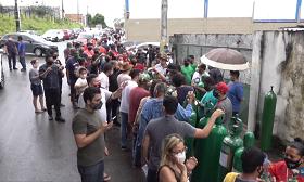 COVID-19: в Бразилии пациентам не хватает кислорода