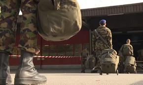 COVID-19 в Европе: новобранцы швейцарской армии будут служить из дома