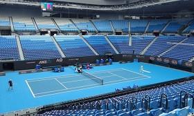 COVID-19 на Australian Open: 25 теннисистов проведут карантин в полной изоляции