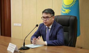 Серик Шапкенов назначен министром труда и соцзащиты населения