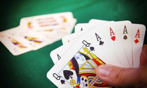 Сыграл в карты с полицейскими и свел счеты с жизнью