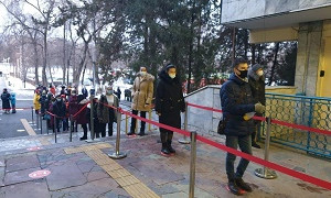 В Алматы началось ЕНТ: соблюдение саннорм находится на особом контроле