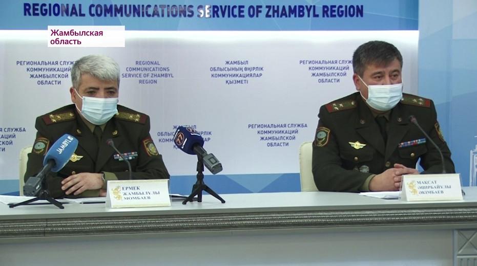 Более 70 населенных пунктов Жамбылской области находятся в зоне риска подтопления