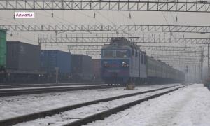 Третий железнодорожный вокзал построят в Алматы
