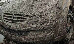 Авто жительницы Павлодара облили нечистотами