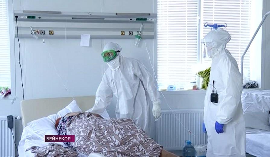 Алматыда мыңнан астам жүкті әйел коронавирус дертінен құлан таза айыққан