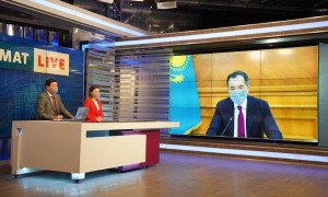 Бакытжан Сагинтаев ответил на вопросы алматинцев в эфире Akimat LIVE (20.01.2021)