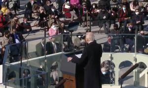 Инаугурация президента США: как проходила церемония