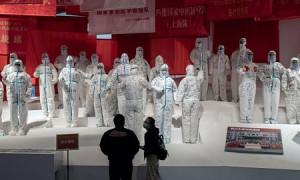 Музей коронавируса открыли в Ухане