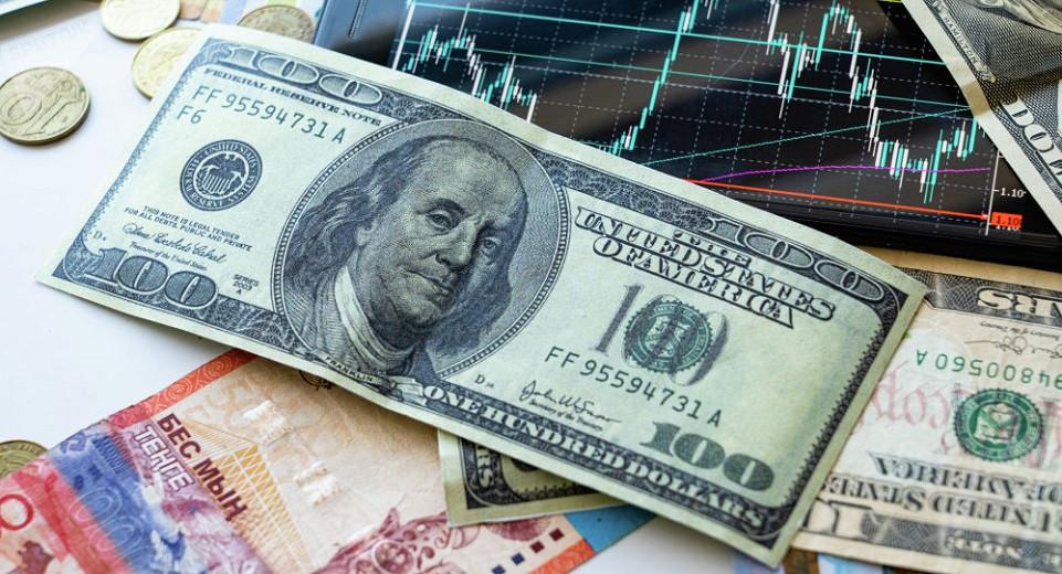 Доллар арзандап, теңге нығайды