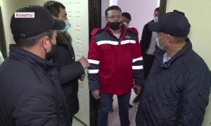 Как решаются вопросы жителей, озвученные во время программы Akimat LIVE с Б. Сагинтаевым