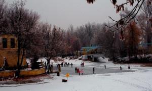 Погода в Алматы с 25 по 31 января 2021