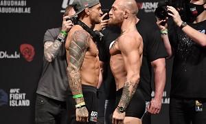 Макгрегор сенсационно проиграл Порье в бою-реванше на UFC