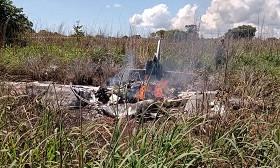 Самолет с футболистами разбился в Бразилии: никто не выжил