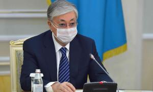 Касым-Жомарт Токаев сделает прививку от коронавируса