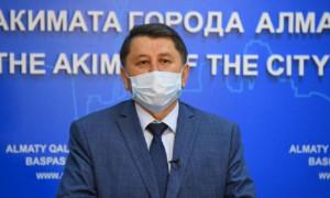 Жандарбек Бекшин ответит на вопросы горожан в эфире Akimat LIVE