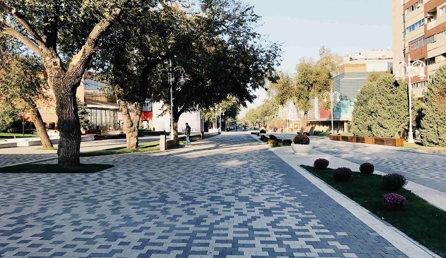 Второй Арбат появится в Алматы - он станет самым большим в стране