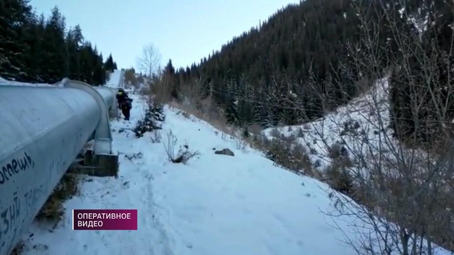 Туристов спасли в горах Алматы