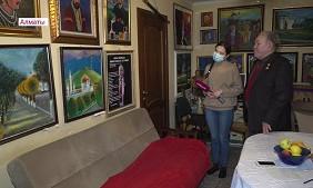 Алматылық ақын үйін мұражайға айналдырды