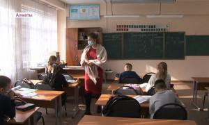 Количество ученических мест в школах Нового Алматы стремительно растет