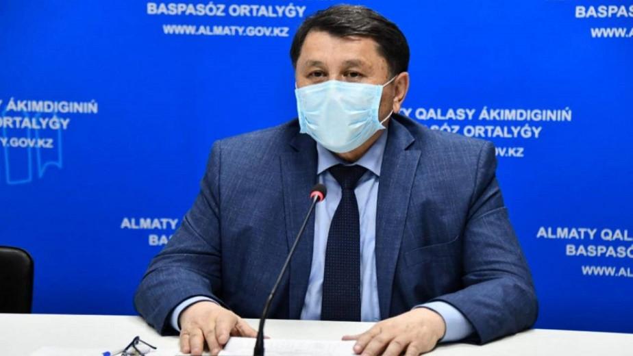 Эпидситуация в Алматы ухудшилась – Бекшин