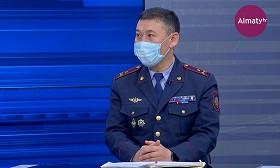 Жандос Мураталиев ответил на вопросы алматинцев