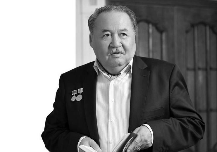Ушел из жизни писатель, драматург Анес Сарай