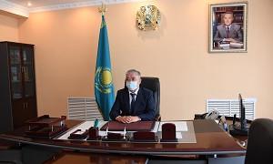 Аким Енбекшиказахского района подал в отставку