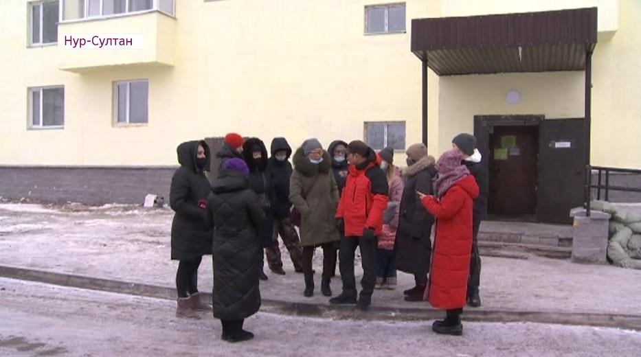 Окна не утеплены, лифт не работает: жители столицы жалуются на некачественное жилье