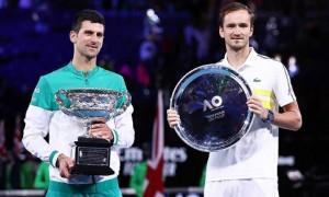 Новак Джокович выиграл Australian Open-2021
