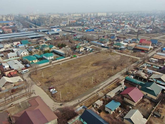 В Алматы под общежитие подберут другое место