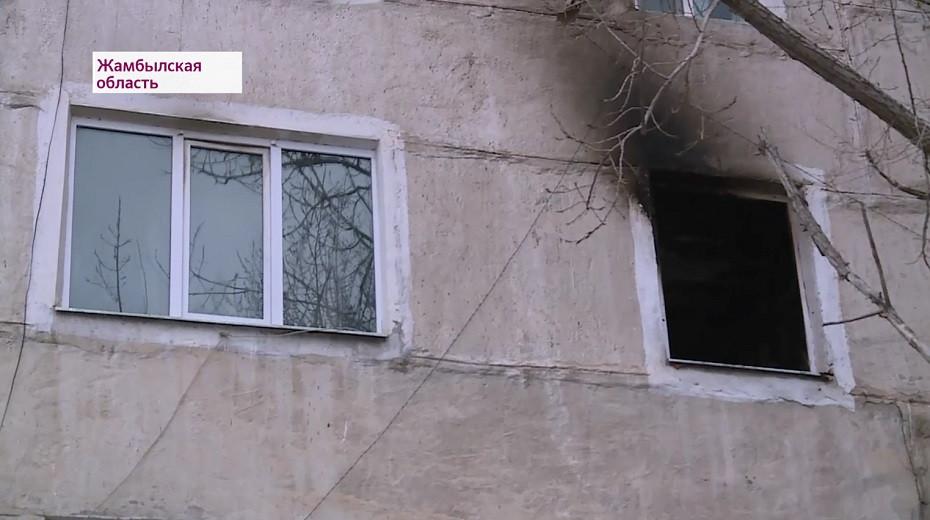 Трагедия в Жанатасе: глава МЧС рассказал о возможной причине пожара