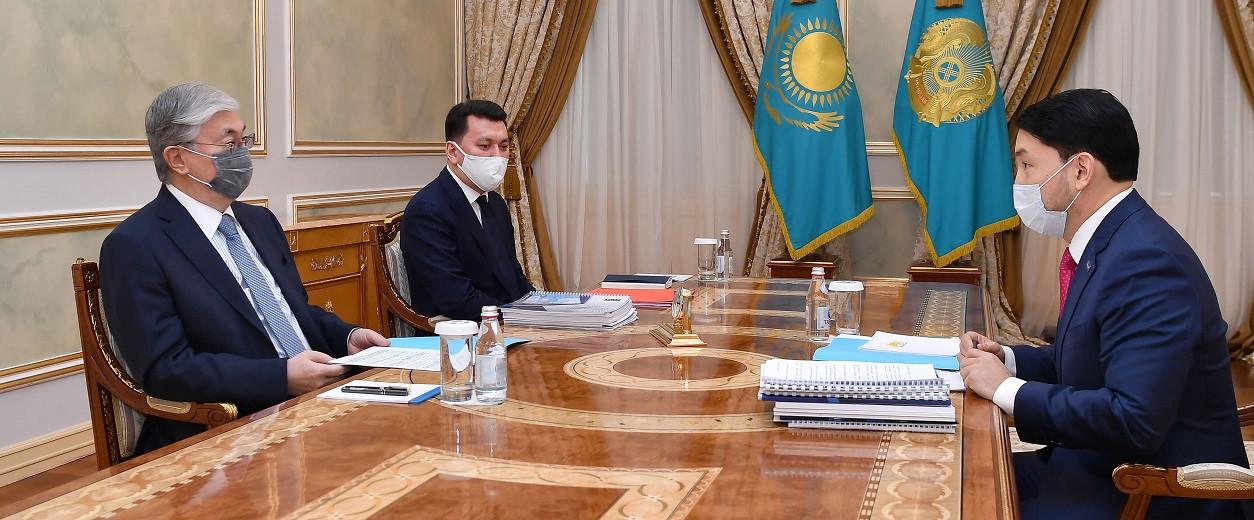 Токаев отметил необходимость повышения качества контента и усиления конкурентоспособности казахоязычных СМИ