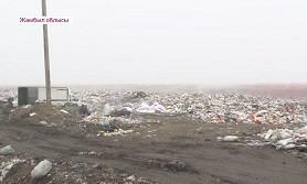 Невозможно дышать: жители Жамбылской области жалуются на зловония