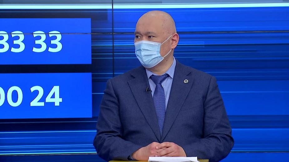 Алмасхан Ахмеджанов ответил на вопросы алматинцев